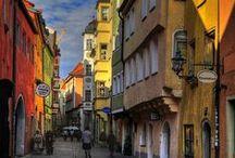 I ❤ Regensburg / Regensburg will enchant you!
