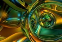 *•◘•◘• ABSTRATO - FRACTAL*•◘•◘•