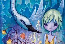Art by Jeremiah Ketner ,,Corinne Demuynck , Marie Cardouat...