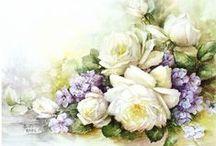 FLOWERS  VINTAGE •❤•.¸✿✿¸.•❤•º°' '°º•❤•