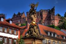 I ❤ Heidelberg / Heidelberg - the city, our school, students, freetime activities... Everything you need to come to Heidelberg and learn German at our language school!