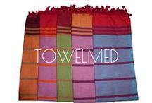 FoutaTowel   FutaToalla / Fouta and Towel Fusion. Hand knotted fringes. 100% cotton.