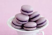 Macaroons :) <3 / Anything macaroons earings soap and food and even erasers