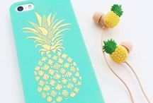 Pineapple Passion / We doesn't love pineapples? They're cute, sweet & completely irresistible. Join in on our obsession!  / by Bahama Breeze