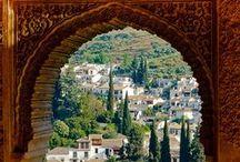 I ❤  Granada / Granada in Spain