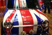 All things British / by Debbie Honea