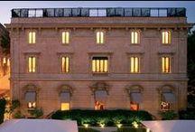 Villa Spalletti Trivelli / Villa Spalletti Trivelli, Rome   small luxury charm hotel