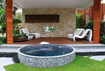 Plunge pools Inspiration / Plunge Pool inspiration including our own prefabricated plunge pools