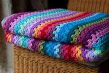 Crochet - Blankets and Cushions