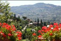 Relais Il Falconiere & Spa / Relais Il Falconiere & Spa   Cortona   Tuscany   Italy