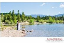 Colorado Wedding Photography / Colorado Wedding Photography by Colorado Wedding Photographer, Rayna McGinnis  http://www.raynamcginnisphotography.com
