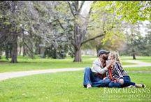 Colorado Engagement Photography / Colorado Engagement Photography by Colorado Wedding Photographer, Rayna McGinnis  www.raynamcginnisphotography.com