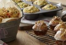 Muffin Madness / This is the season for baking and we're sharing some of our favorite muffin recipes.