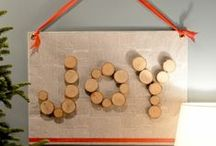 Cork Crafts for Christmas / A little cork goes a long way come Christmas, here are some fun ideas for incorporating all those memorable corks into our holiday decor.  / by 100 Percent Cork