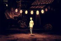 Miyazaki posters / posters from Miyazaki films