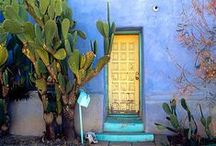 3 Doors and Windows, Stairs, Gates and Laneways / OMG, so many doors on Pinterest! :)