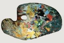 Palettes / Painter's palettes