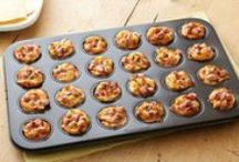 The Mighty Muffin Pan / Did you know your muffin pan can do much more than just bake muffins?