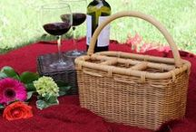 Seasonal / Great ideas for incorporating your everyday essential baskets into all seasons and holidays!