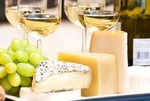 Wine and Cheese / Wine, cheese and cork! / by 100 Percent Cork
