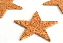Cork Crafts for the 4th of July / Cork Crafts for the 4th of July / by 100 Percent Cork