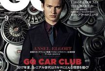 GQ JAPAN COVER