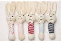 Baby Rattles & Comforters / Baby Rattles, Baby Comforters & Dou Dous that all babies cherish as their favourite security toy.