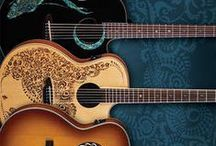 Music/guitar ♫ / i play electric guitar, piano,and acoustic guitar, but my favorite by far is plain country guitar.