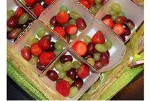 Gezonde traktaties / Traktaties voor kinderdagverblijf of basisschool zonder snoep!