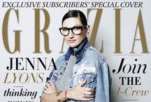 Jenna Lyons / PRESIDENT & CREATIVE DIRECTOR OF J.CREW