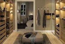Dream Walk-in Closets / Fashion, Interior, Walk in Closet