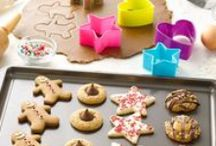 Winter Holiday Treats / A collection of recipes perfect for the holiday season.