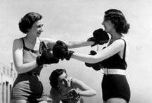 Fighting Ladies / Not your fair sex!