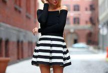 Fashion Inspo / When out shopping...