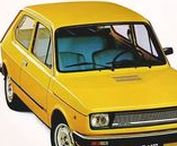 CARS / There was a time, not so long ago, when cars didn't look like tacky plastic toys...