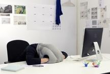 En la oficina / ¿Qué hacen las agentes de Madrid Confidential en la ofi?