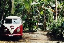 VW Van <3 / Volkswagen, VW, Van, Transporter!