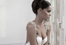 Wedding dress inspiration / All my favourite dresses and designers that have helped to inspire my wedding gown design!