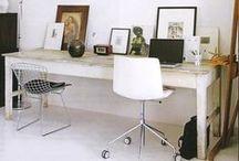▲ HOME OFFICE ▲ / De jolis espaces de travail - workspace