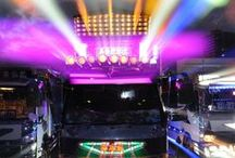 Dekotora  / Decoration trucks from Japan. Neon, extravaganza, tradition and poetry on wheels.