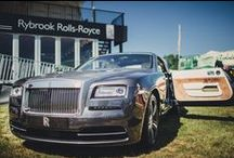 Rolls-Royce at CLA Game Fair 2013 / Rybrook at the CLA Game Fair with the Rolls-Royce Wraith