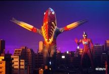 Tribute to Ultra Q/ Ultraman/ Ultra Seven / Tokusatsu f(or)ever.