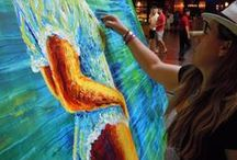 Live Art Events by Jennifer Hayes