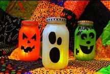 Halloween / Idea for Halloween at school