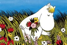 Moomins / Moomin ideas, an obsession created by the nick naming our growing bump Moomin :-)
