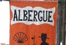 Albergue na Camino de Santiago / Schroniska dla pielgrzymów (albergue) na Camino de Santiago.  #Albergue #AlberguedePeregrinos #CaminodeSantiago