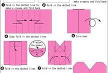 origami / muhteşem origamiler ve yapılışları