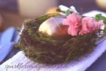 {Holiday ~ Easter} / Recipes, Décor, All things Easter