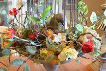 {Season ~ Spring} / Ideas & Inspiration for Spring Décor for the Home