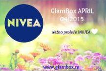 GlamBox April 2015. / Kozmetički brendovi i njihovi proizvodi koji će se naći u aprilskom limitiranom GlamBox pakovanju.